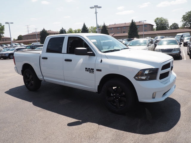 2019 Ram 1500 Crew Cab 4x4,  Pickup #R85803 - photo 6