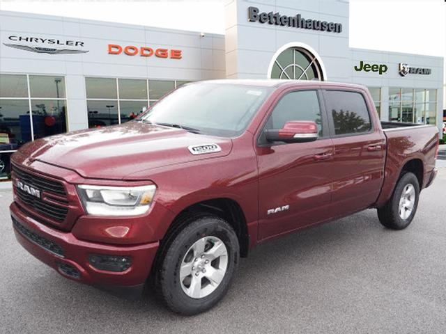 2019 Ram 1500 Crew Cab 4x4,  Pickup #R85804 - photo 1