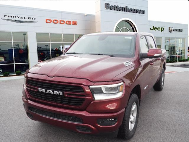 2019 Ram 1500 Crew Cab 4x4,  Pickup #R85804 - photo 3