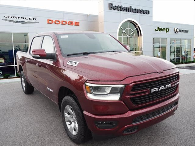2019 Ram 1500 Crew Cab 4x4,  Pickup #R85804 - photo 5