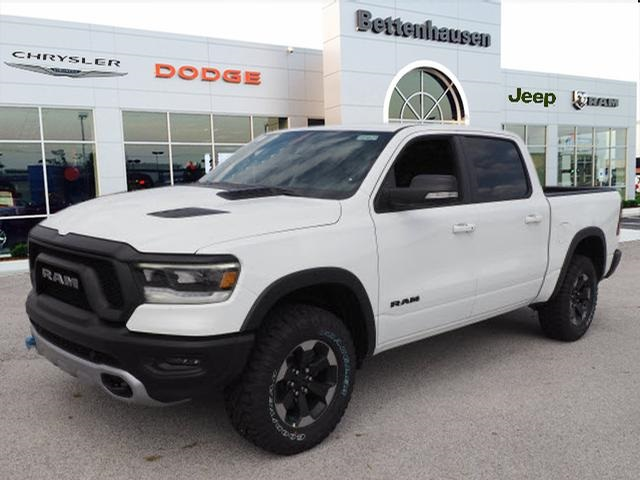 2019 Ram 1500 Crew Cab 4x4,  Pickup #R85823 - photo 1