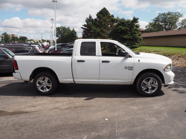 2019 Ram 1500 Quad Cab 4x4,  Pickup #R85832 - photo 7
