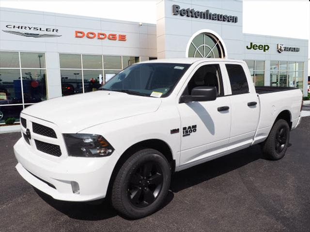 2019 Ram 1500 Quad Cab 4x4,  Pickup #R85834 - photo 1