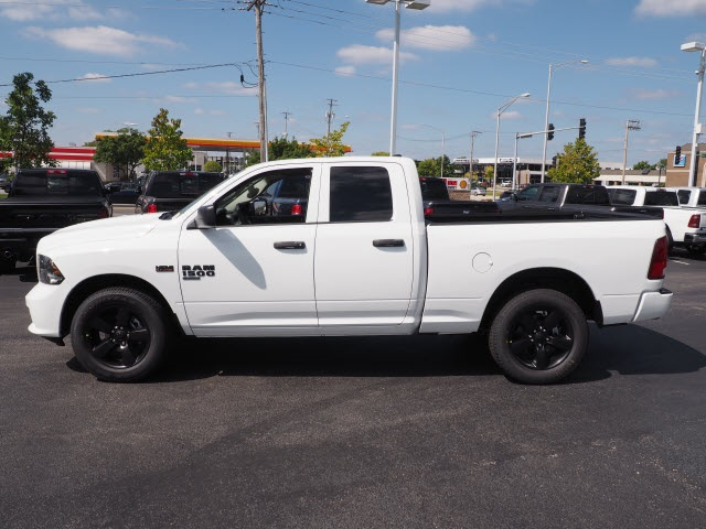 2019 Ram 1500 Quad Cab 4x4,  Pickup #R85834 - photo 12