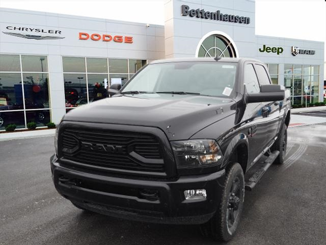 2018 Ram 2500 Crew Cab 4x4,  Pickup #R85882 - photo 3