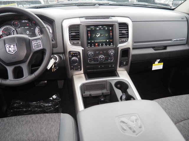2019 Ram 1500 Crew Cab 4x4,  Pickup #R85890 - photo 14