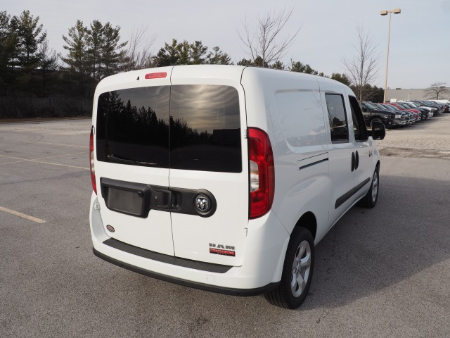 2018 ProMaster City FWD,  Empty Cargo Van #R85891 - photo 9