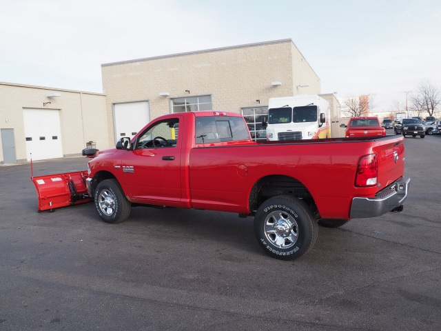 2018 Ram 2500 Regular Cab 4x4,  Western Pickup #R85933 - photo 11