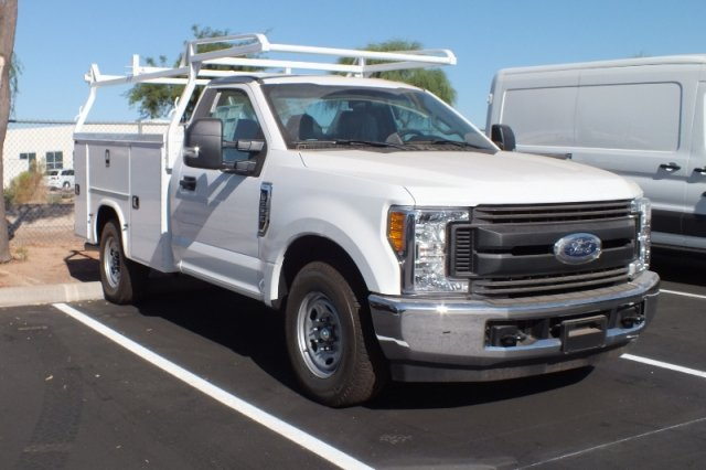 2017 F-350 Regular Cab, Knapheide Service Body #FH2585 - photo 5