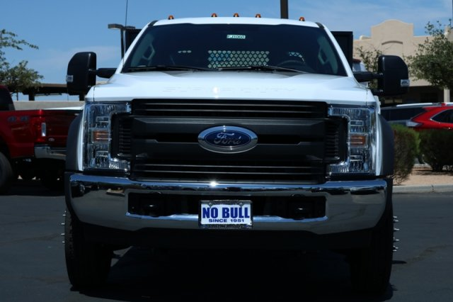 2018 F-550 Crew Cab DRW 4x2,  Sun Country Truck Platform Body #FJ1060 - photo 3