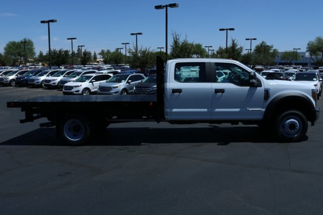 2018 F-550 Crew Cab DRW 4x2,  Sun Country Truck Platform Body #FJ1060 - photo 5