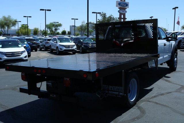 2018 F-550 Crew Cab DRW 4x2,  Sun Country Truck Platform Body #FJ1060 - photo 2
