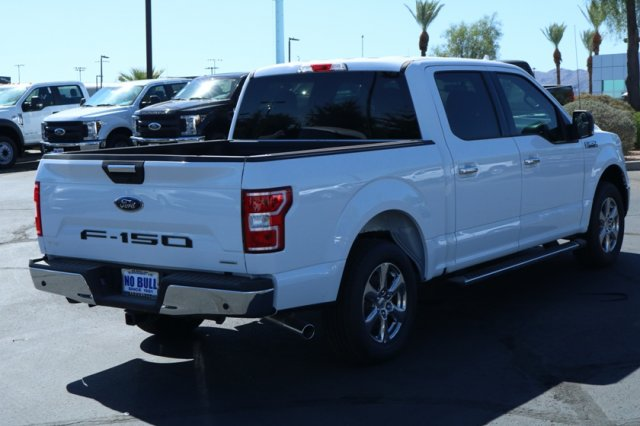 2018 F-150 SuperCrew Cab 4x2,  Pickup #FJ1376 - photo 3