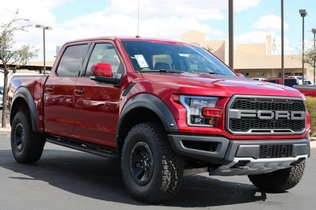 2018 F-150 SuperCrew Cab 4x4,  Pickup #FJ1382 - photo 4