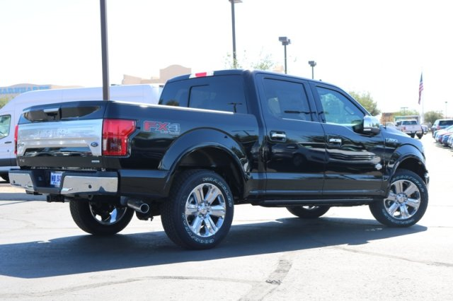 2018 F-150 SuperCrew Cab 4x4,  Pickup #FJ1383 - photo 2