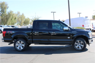 2018 F-150 SuperCrew Cab 4x4,  Pickup #FJ1383 - photo 4