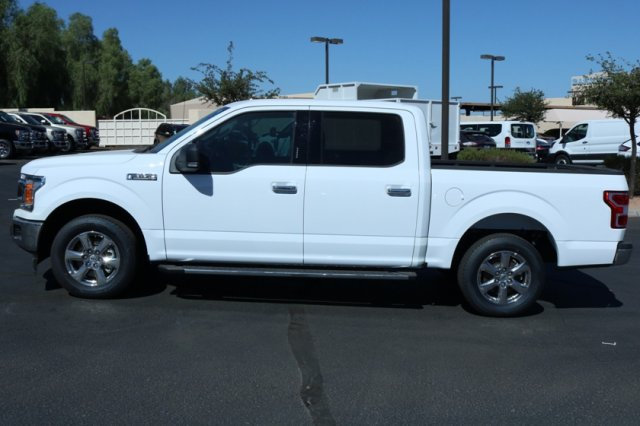 2018 F-150 SuperCrew Cab 4x2,  Pickup #FJ1394 - photo 8