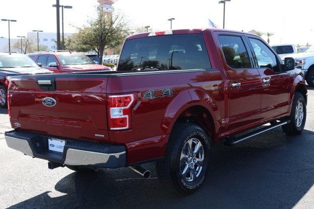 2018 F-150 SuperCrew Cab 4x4,  Pickup #FJ1514 - photo 6