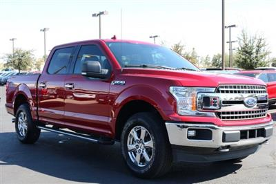 2018 F-150 SuperCrew Cab 4x4,  Pickup #FJ1514 - photo 4