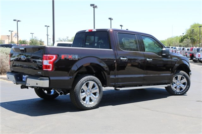 2018 F-150 SuperCrew Cab 4x4,  Pickup #FJ1545 - photo 2