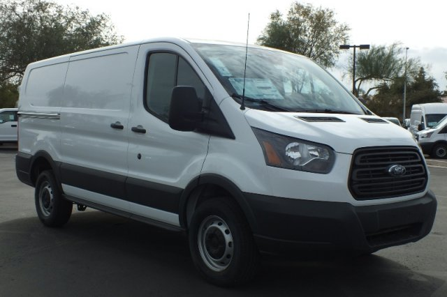 2018 Transit 250 Low Roof 4x2,  Empty Cargo Van #FJ186 - photo 4