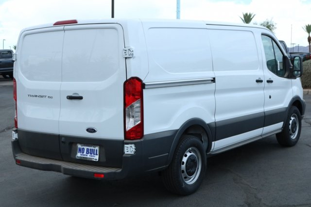 2018 Transit 150 Low Roof 4x2,  Empty Cargo Van #FJ2181 - photo 6