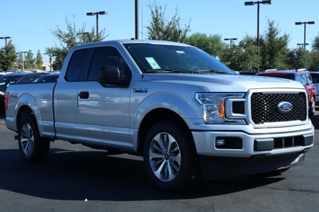 2018 F-150 Super Cab 4x2,  Pickup #FJ2189 - photo 4