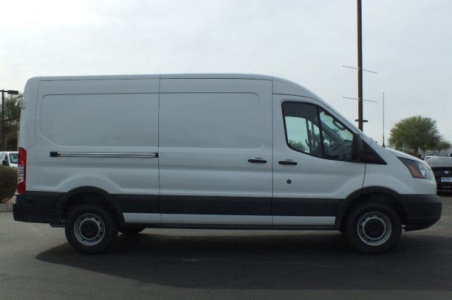 2018 Transit 250 Med Roof 4x2,  Kargo Master Upfitted Cargo Van #FJ232 - photo 10
