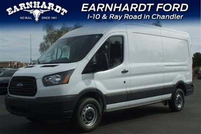 2018 Transit 250 Med Roof 4x2,  Kargo Master Upfitted Cargo Van #FJ232 - photo 1
