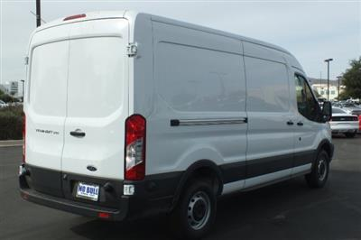 2018 Transit 250 Med Roof 4x2,  Kargo Master Upfitted Cargo Van #FJ232 - photo 6
