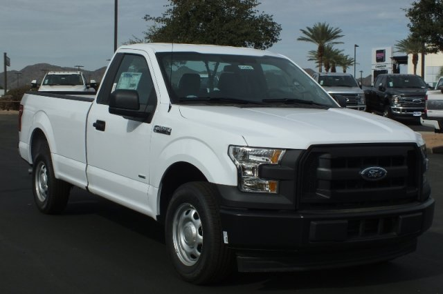 2018 F-150 Regular Cab 4x2,  Pickup #FJ2435 - photo 4