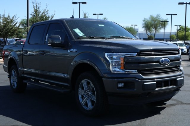 2018 F-150 SuperCrew Cab 4x4,  Pickup #FJ2613 - photo 4