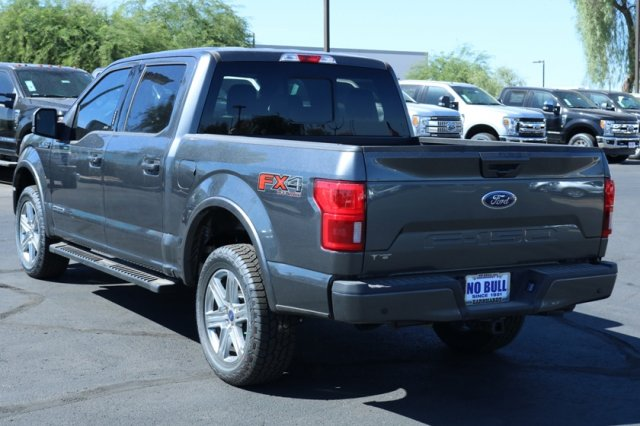 2018 F-150 SuperCrew Cab 4x4,  Pickup #FJ2613 - photo 2