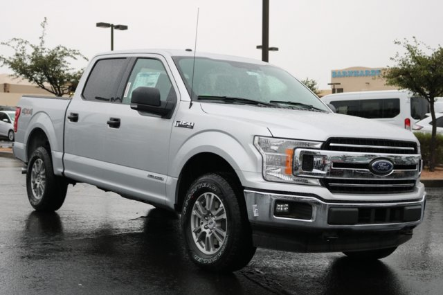 2018 F-150 SuperCrew Cab 4x4,  Pickup #FJ2632 - photo 4