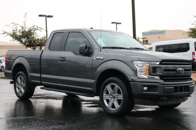 2018 F-150 Super Cab 4x4,  Pickup #FJ2658 - photo 4