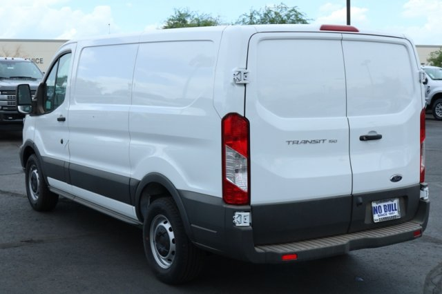2018 Transit 150 Low Roof 4x2,  Empty Cargo Van #FJ2697 - photo 2