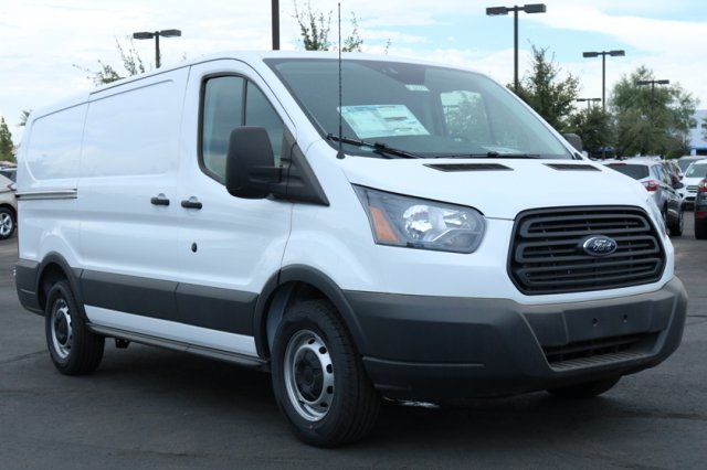 2018 Transit 150 Low Roof 4x2,  Empty Cargo Van #FJ2710 - photo 4