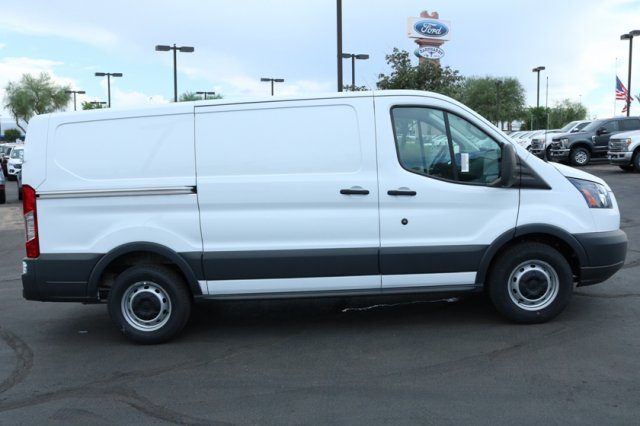 2018 Transit 150 Low Roof 4x2,  Empty Cargo Van #FJ2710 - photo 5