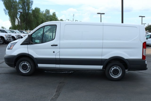 2018 Transit 150 Low Roof 4x2,  Empty Cargo Van #FJ2710 - photo 8