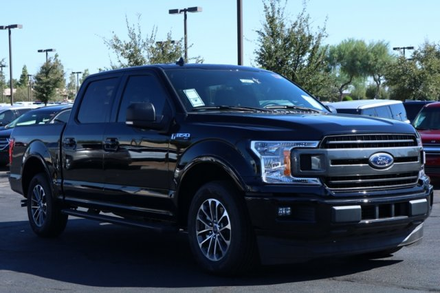 2018 F-150 SuperCrew Cab 4x2,  Pickup #FJ2711 - photo 4