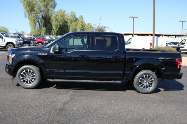 2018 F-150 SuperCrew Cab 4x2,  Pickup #FJ2711 - photo 8