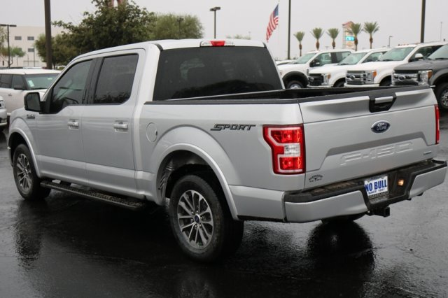 2018 F-150 SuperCrew Cab 4x2,  Pickup #FJ2870 - photo 2