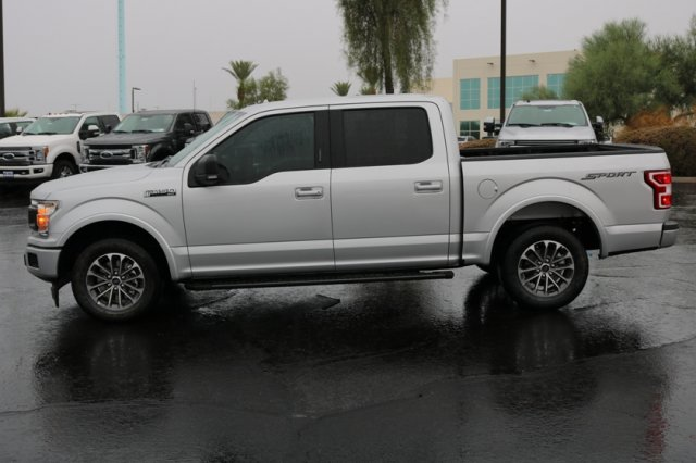 2018 F-150 SuperCrew Cab 4x2,  Pickup #FJ2870 - photo 8