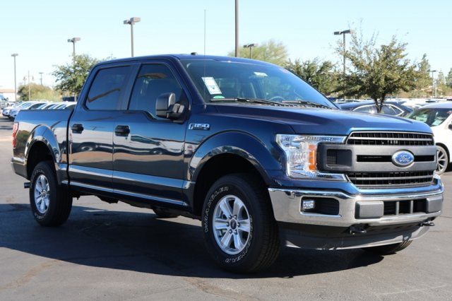 2018 F-150 SuperCrew Cab 4x4,  Pickup #FJ2940 - photo 4
