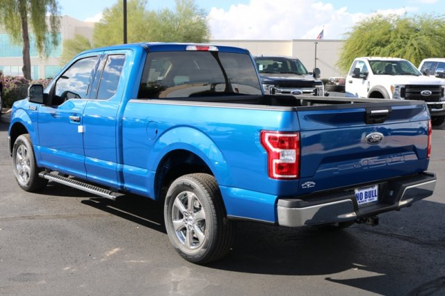 2018 F-150 Super Cab 4x2,  Pickup #FJ3035 - photo 2