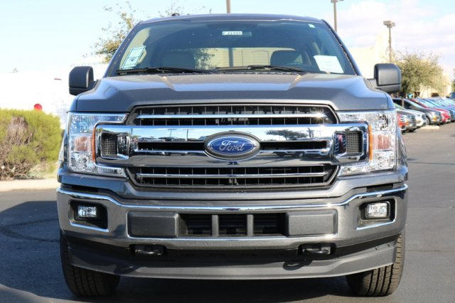 2018 F-150 SuperCrew Cab 4x4,  Pickup #FJ3191 - photo 3