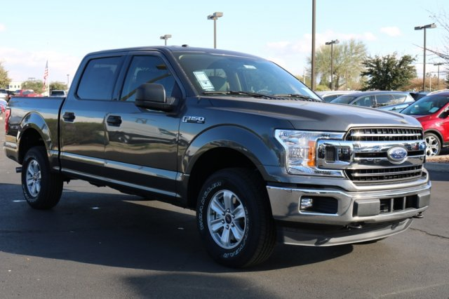 2018 F-150 SuperCrew Cab 4x4,  Pickup #FJ3191 - photo 4