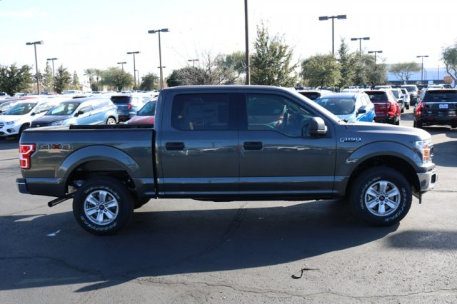 2018 F-150 SuperCrew Cab 4x4,  Pickup #FJ3191 - photo 5