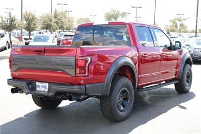 2018 F-150 SuperCrew Cab 4x4,  Pickup #FJ957 - photo 6