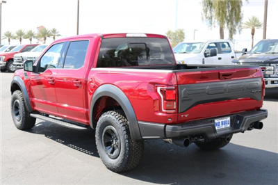2018 F-150 SuperCrew Cab 4x4,  Pickup #FJ957 - photo 2